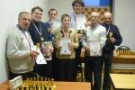 Первенство МАУ СКЦ «Рошаль» по классическим шахматам