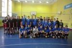22 декабря  Первенство Юго-Востока Московской области по волейболу среди команд юниоров