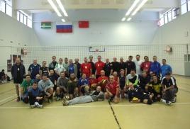 4 января 2019 года, в МАУ СКЦ «Рошаль»  IV традиционный ветеранский турнир по волейболу