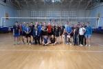 Турнир по волейболу среди мужских команд, посвящённый 73-ей годовщине со дня Великой Победы
