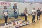 Соревнования по плаванию  в г. Орехово-Зуево на VIII ежегодном Кубке Дворца Спорта «Восток»