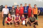 XIII традиционный турнир по баскетболу на кубок города среди мужских команд