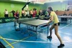 Командное первенстве МО по настольному теннису