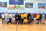 Ветеранский турнир по мини-футболу, посвященный Международному женскому дню