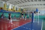 Чемпионат Юго-Востока Московской области по волейболу среди женских команд