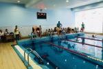 Соревнования по плаванию, посвящённые закрытию сезона 2017-2018 гг. и сдача испытаний (теста) по выбору ВФСК «ГТО»