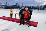 19 января 2019г. турнир по хоккею с шайбой среди мужских команд на Кубок главы г.о. Рошаль.