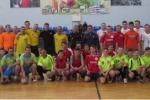 Турнир по мини-футболу среди мужских команд посвященный предстоящим выборам президента Российской Федерации