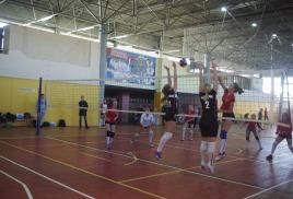 11 ноября 2018г. IV тур Чемпионата юго-востока Московской области по волейболу среди женских команд