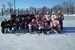 VII тур Чемпионата г.о. Рошаля и г.о. Шатура по хоккею с шайбой среди мужчин