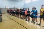 Открытый турнир по настольному теннису среди мужчин и женщин
