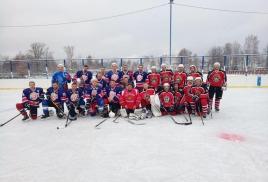 08 декабря Турнир по хоккею с шайбой памяти Романа Оводова