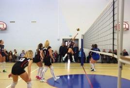 9 декабря VI тур Чемпионата Юго-востока Московской области по волейболу среди женских команд