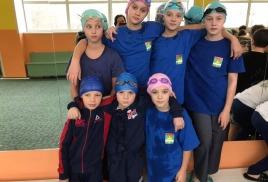 8 и 9 декабря 2018г. Заключительный этап соревнований по плаванию «Новая волна» для младшей возрастной группы (2007-2010г.р.)