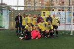 Подведение итогов Чемпионата МО по футболу среди мужских команд - группа В.