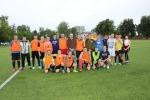 Товарищеская встреча по футболу с участием Андрея Канчельскис